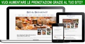 Sito web per Bed and Breakfast – Le caratteristiche principali