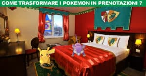 [Marketing Turistico] Sfrutta Pokemon Go per portare clienti nel tuo bed and breakfast