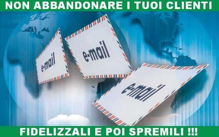 fidelizza i tuoi clienti con email marketing
