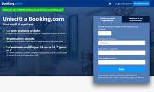 Come inserire un Bed and Breakfast su Booking? E, soprattutto, ti conviene?