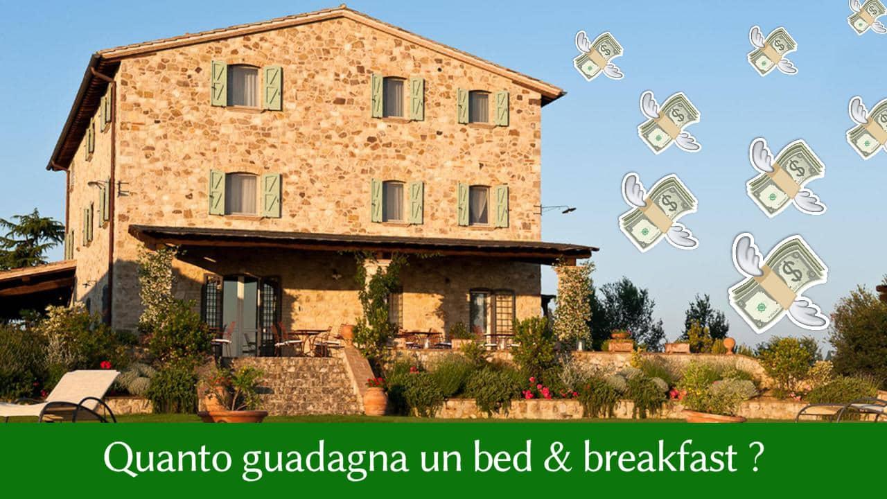 Eu0027 Redditizio Aprire Un Bed U0026 Breakfast