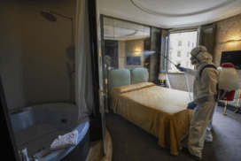 pulizia e sanificazione Coronavirus
