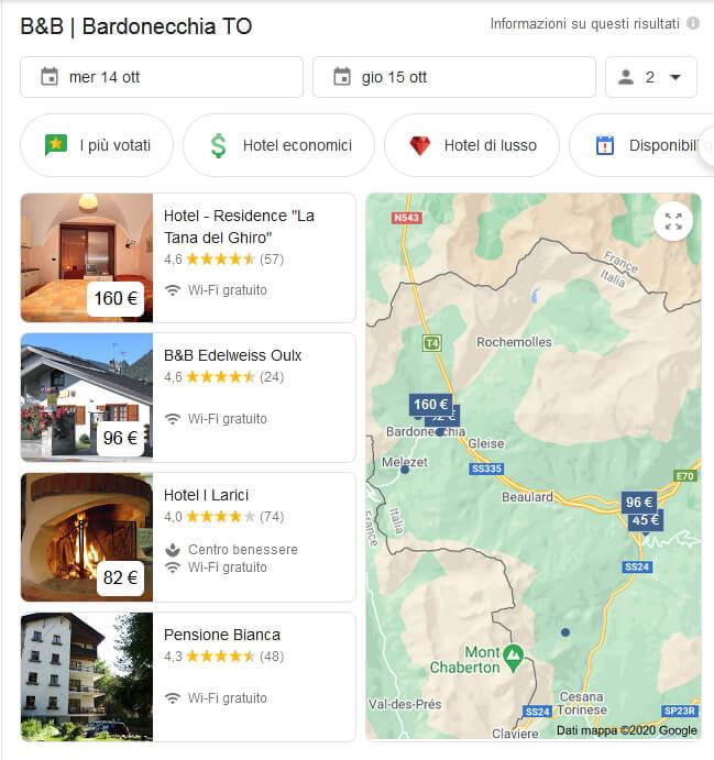 Bardonecchia Cartina Geografica.Come Inserire Un B B O Casa Vacanze Su Google Maps